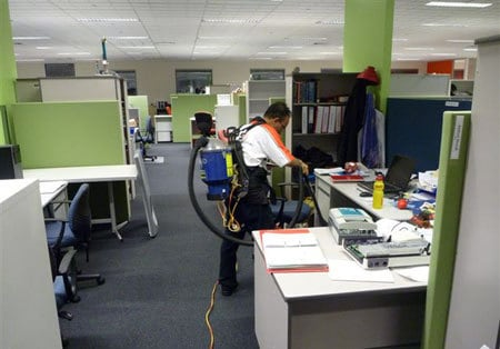 Janitorial Commercial Cleaning Services