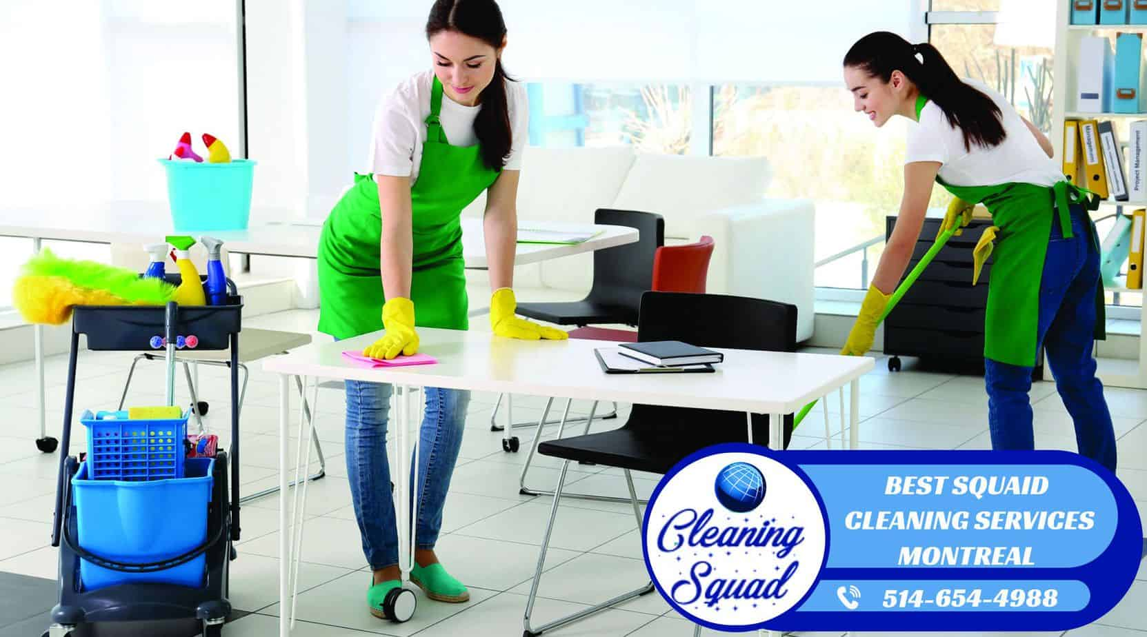 Best Office Cleaning