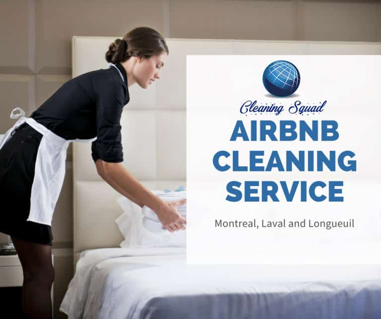Airbnb Cleaning Service Montreal