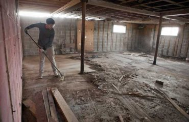 Professional Basement Cleaning Services