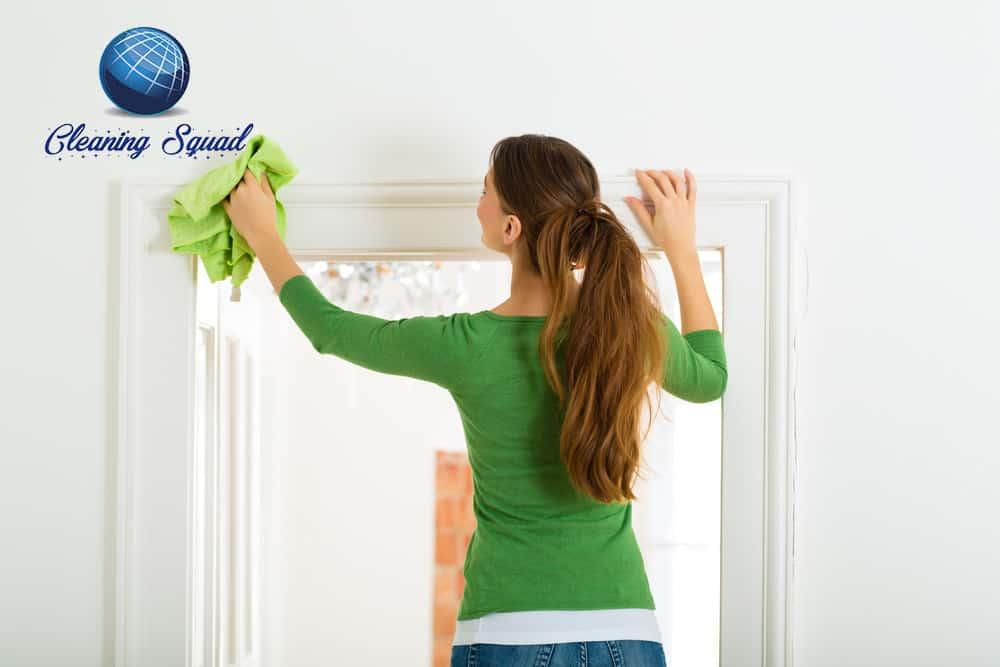Door Cleaning Tips