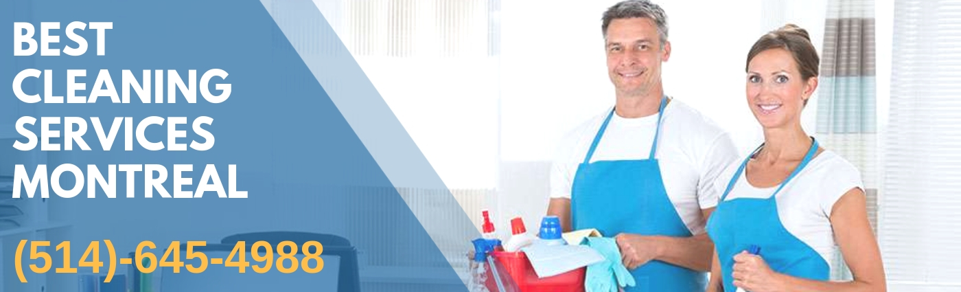 Professional Cleaning Services in Montreal