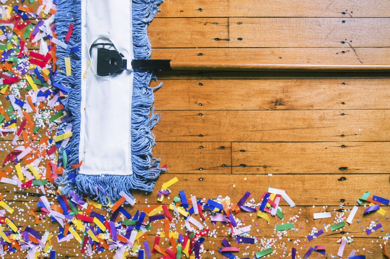 Before Party Cleaning Services Montreal
